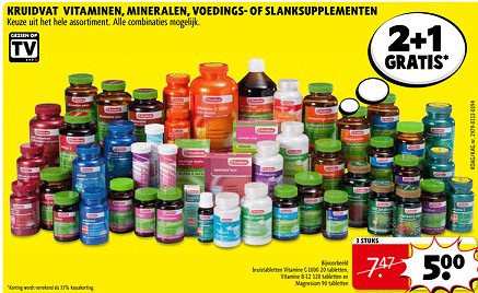 swiss vitaminepillen